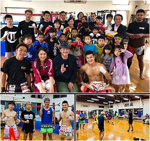 キックボクシング 谷山ジムの画像